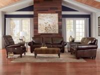 Кожаный диван — лучшие современные модели и варианты их использования (145 фото)