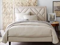 Кровать с мягким изголовьем — 140 фото самых интересных дизайнерских моделей 2018 года