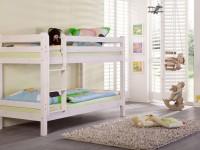 Кровать в детскую комнату — оптимальные модели для мальчиков и девочек разных возрастов (125 фото)