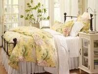 Кровать в стиле Прованс — подборка идей безупречного дизайна и современные варианты украшения (115 фото)