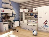 Мебель для детской — подбор современных элементов, лучшие материалы их сочетания (140 фото)