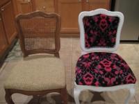 Перетяжка стульев — подбор материалов, обзор вариантов дизайна и инструкция по реализации (115 фото)