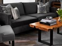 Стол из спила дерева — инструкция по изготовлению, уходу и использованию в дизайне (110 фото)