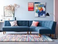 Угловой диван — правила установки, особенности расположения и подбор оптимальных сочетаний под дизайн (100 фото)