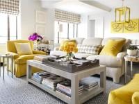 Желтая мебель: лучшие готовые яркие решения и правильная подборка единого интерьера (85 фото)