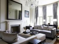 Зеркало в гостиной — 120 фото советов и идей красивого и оригинального варианта установки зеркала