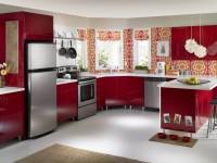 Мебель для кухни — 145 фото современных гарнитуров, правила их сочетаний и варианты размещения