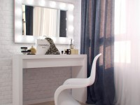 Туалетный столик — особенности современного выбора и актуальные модели сезона (130 фото)