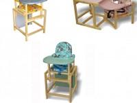 Стол для кормления — обзор лучших моделей и советы по выбору материалов и конструкций (130 фото и видео)