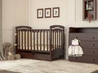Детские кроватки — виды детских кроваток и особенности их применения в интерьере детской комнаты (130 фото)