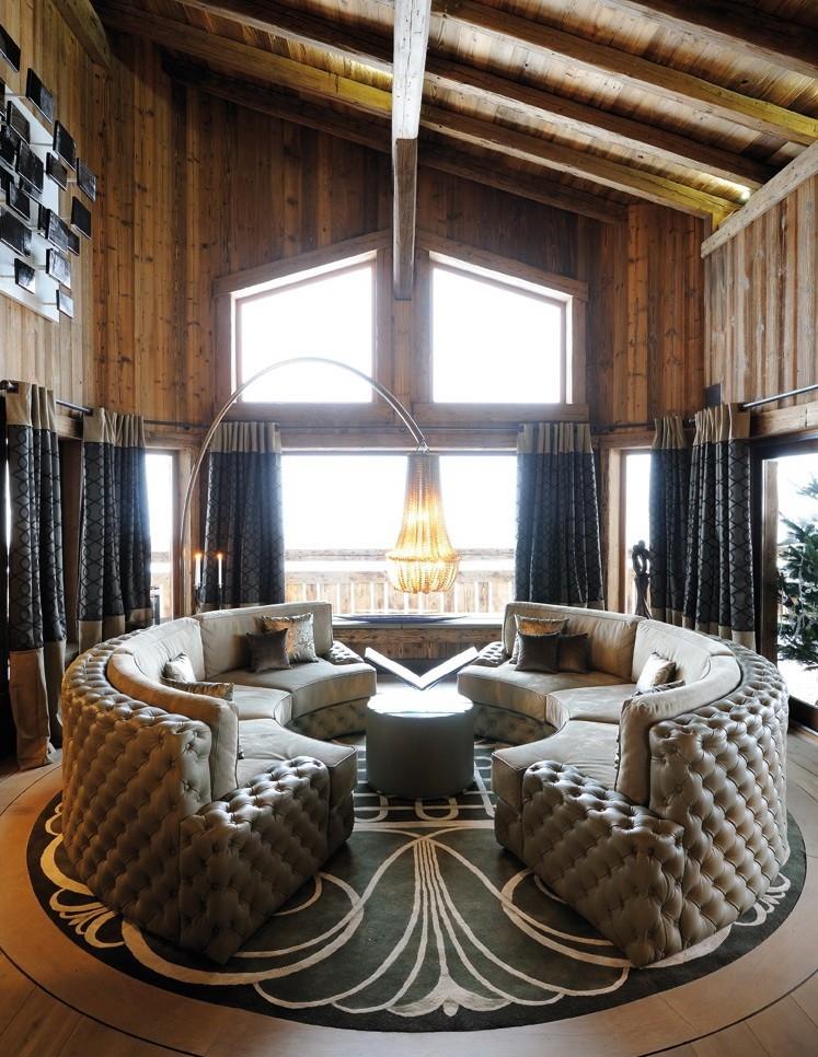 круглый диван 120 фото центрального элемента интерьера любого дизайна